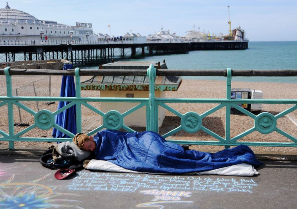 Sussex police criminalising rough sleepers by using plain clothes the 1824 vagrancy act defines begging as a person placing himself or herself in any fandeluxe Images