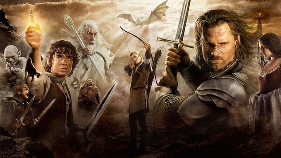 lord of the rings tv show reportedly in the works from amazon the