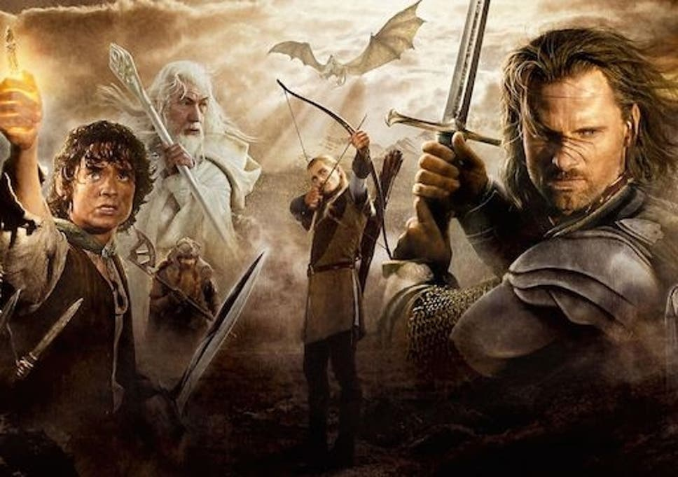 lord of the rings set to become the most expensive tv show of all