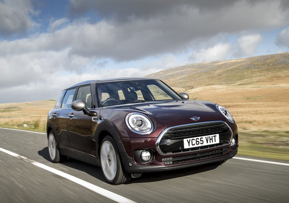 Mini Cooper D Clubman Car Review This Is More Than A Bmw In Minis