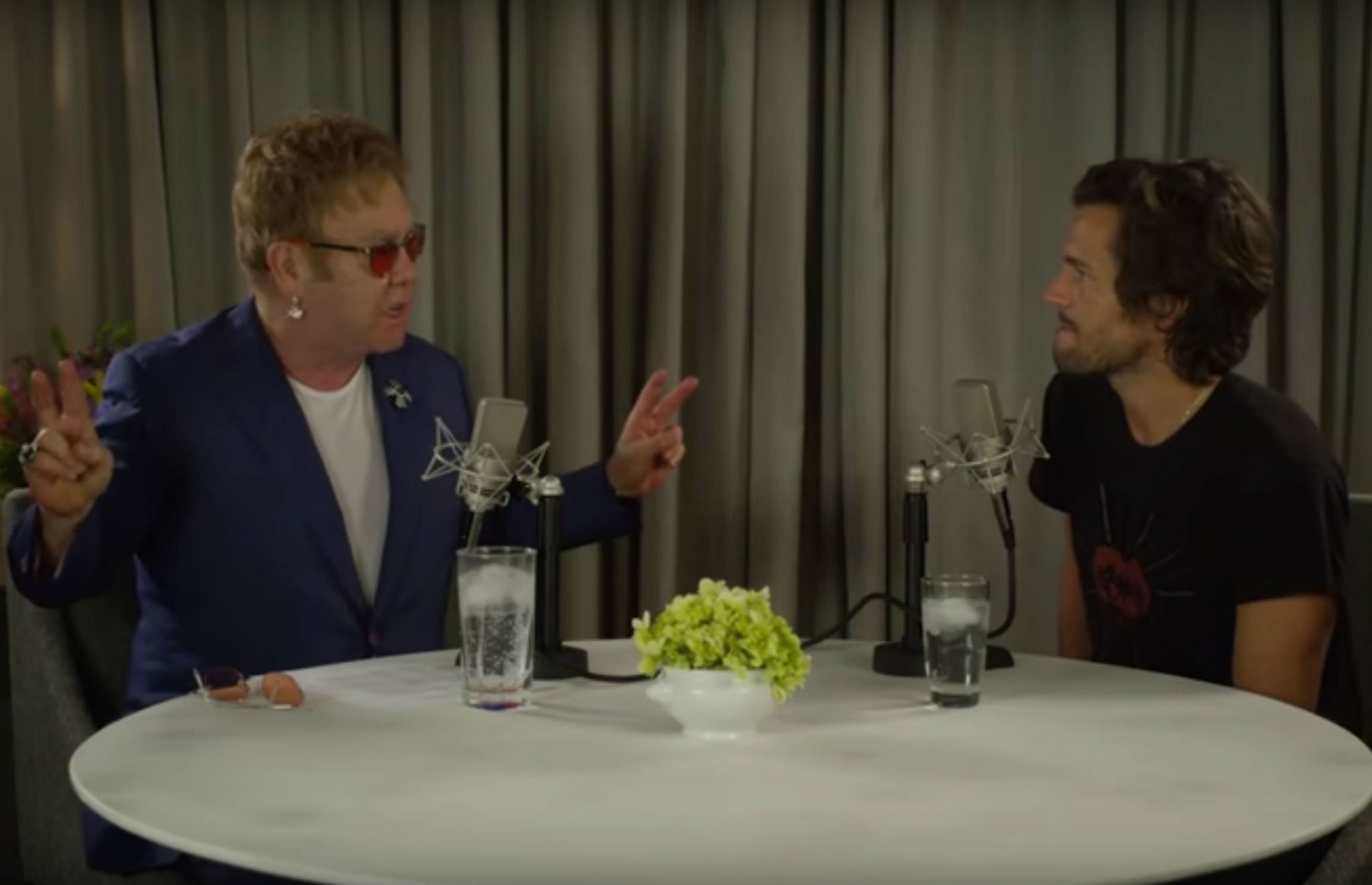 The Killers New Album: Elton John Is Writing New Songs With Brandon Flowers   The Independent