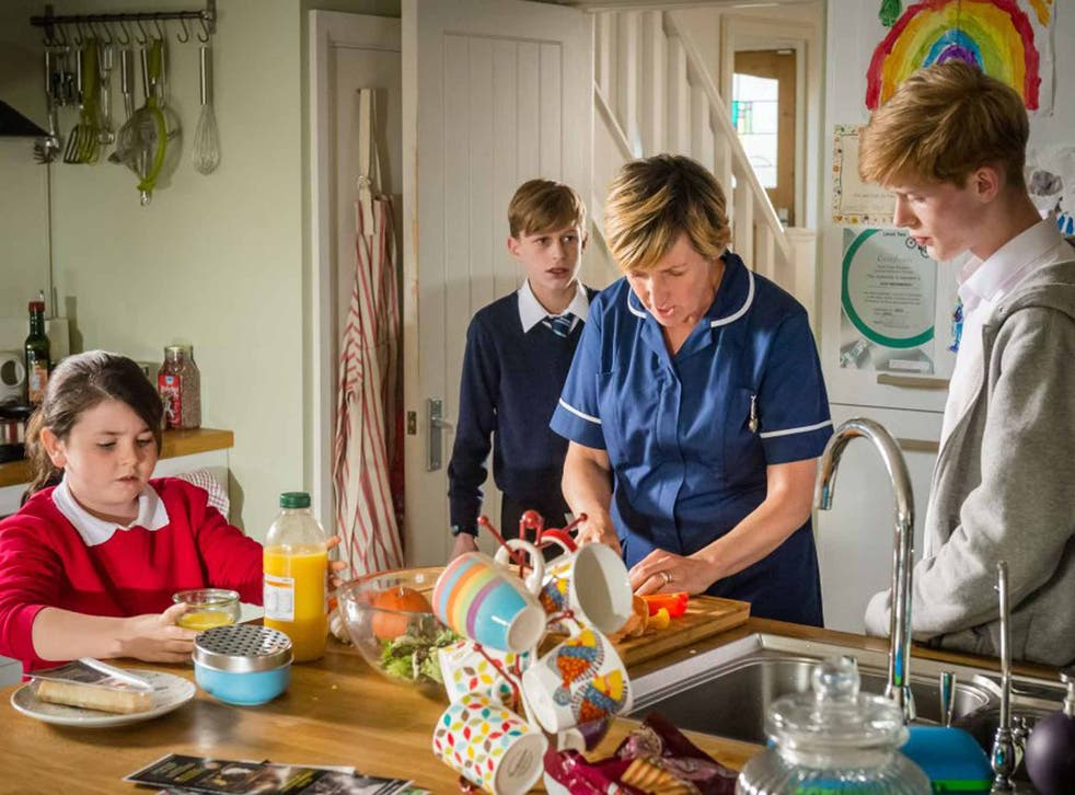 Kitchen sink realism: 'Happy Valley' is jam-packed with drama in every scene