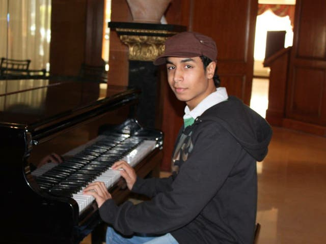 Family fear Ali Mohammed al-Nimr, now 21, will soon be executed by Saudi government