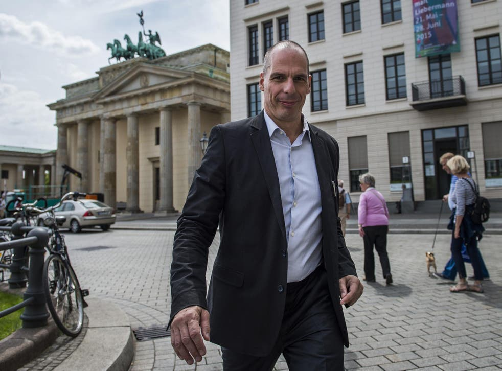 Varoufakis says EU policy 'has been like giving cortisone shots to a cancer patient'