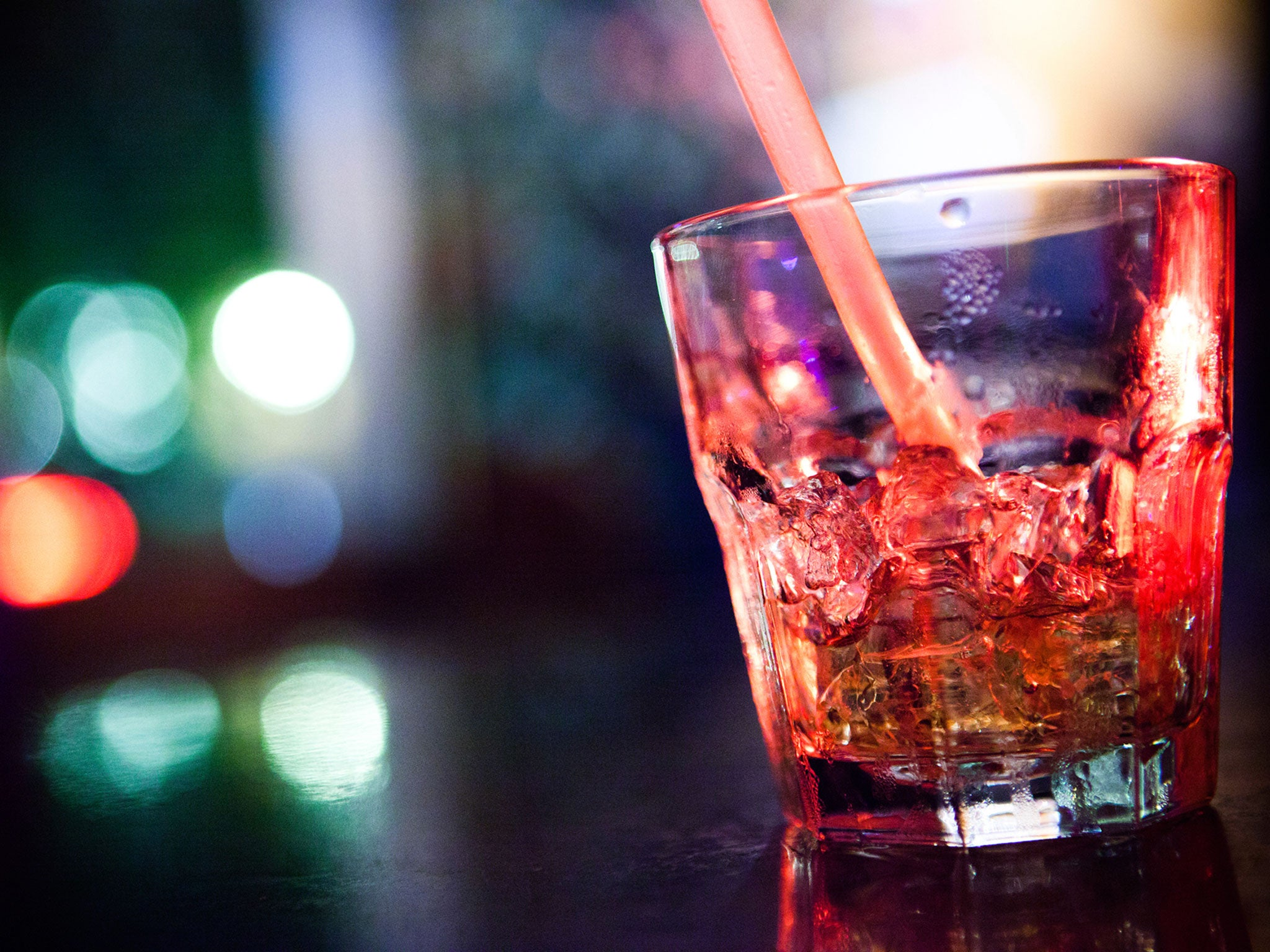 Why alcohol makes you feel warm – and other strange effects it has on the brain