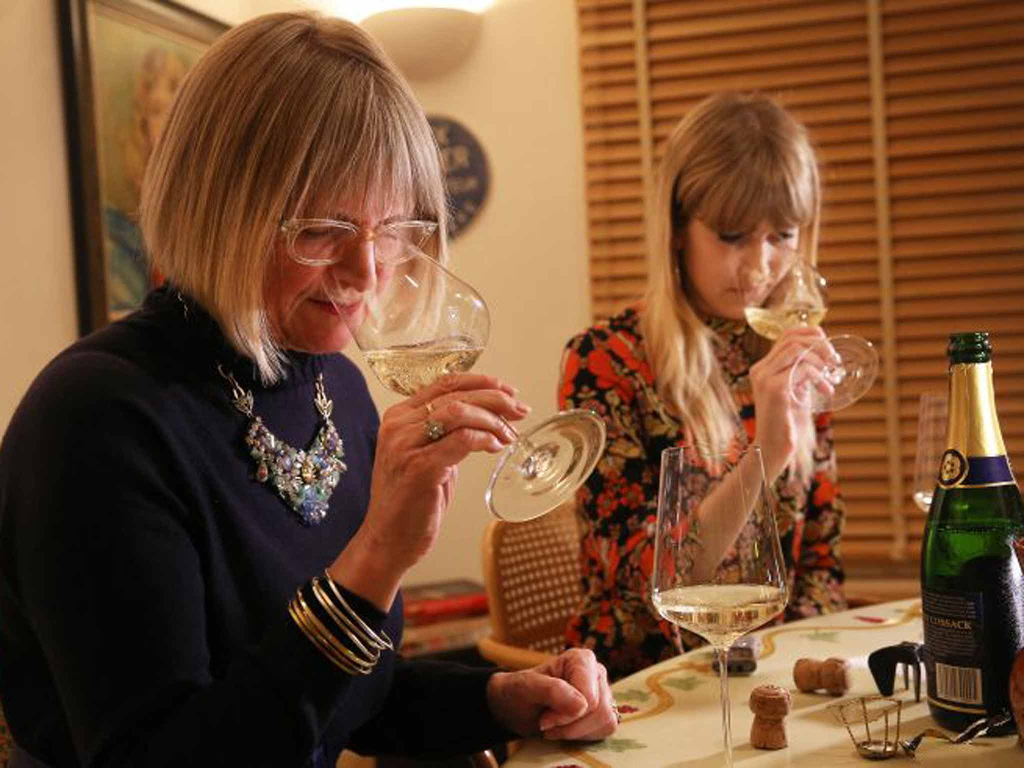 Jancis Robinson's new book aims to turn amateur oenologists into wine experts in 24 hours
