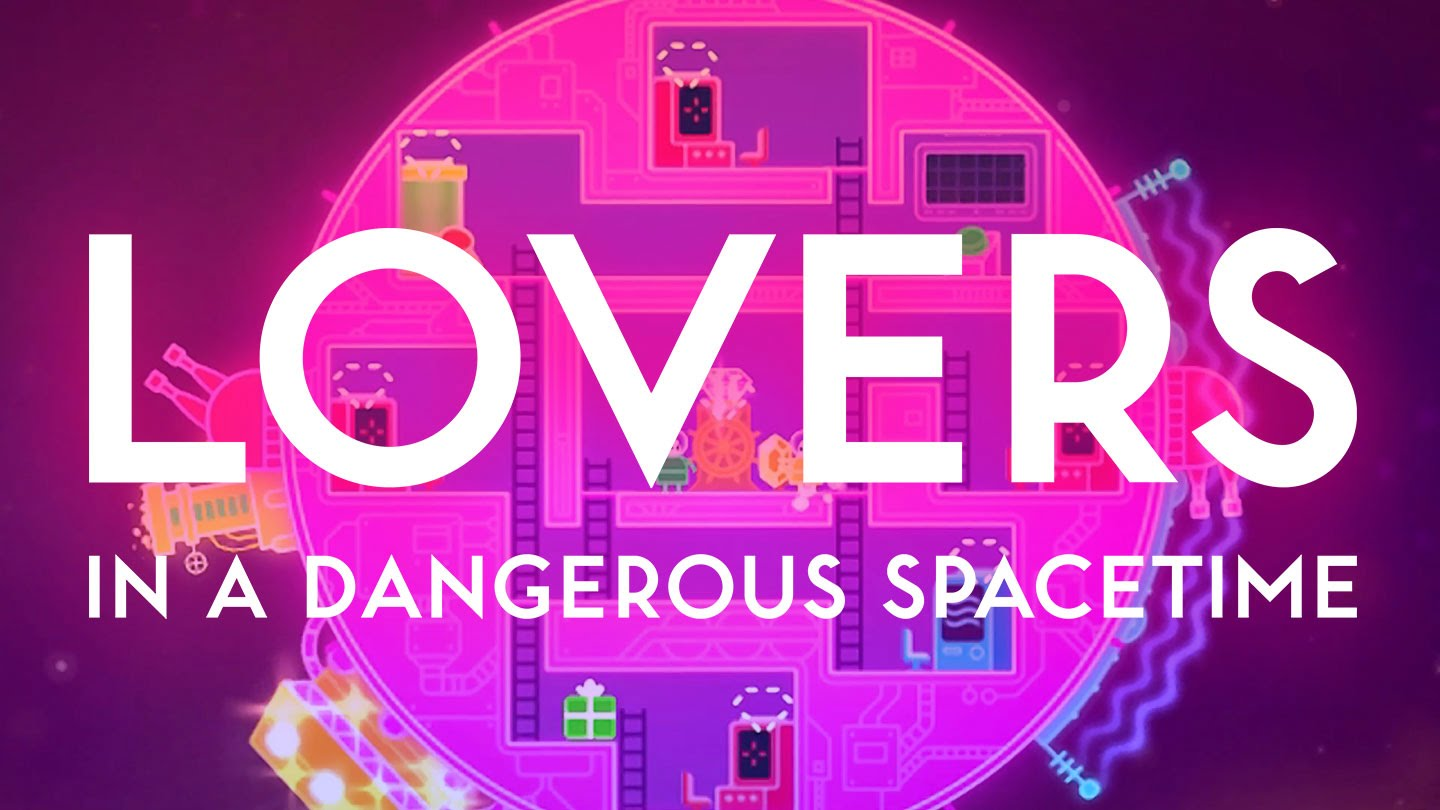 Lovers In A Dangerous Spacetime Review Not Your Standard Space