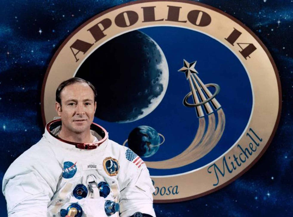 Mitchell: he became an odd man out among astronauts, some of whom would not comment