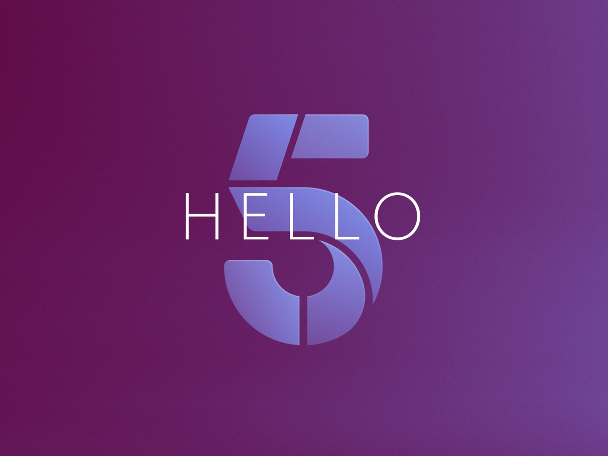 channel 5 tilts at channel 4 with postdesmond rebrand