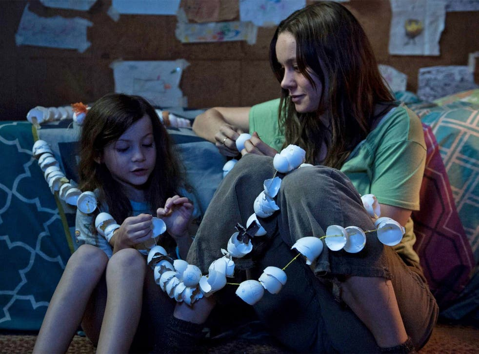'Room', starring Oscar nominee Brie Larson (right),  is one of several critically acclaimed Film4-backed productions