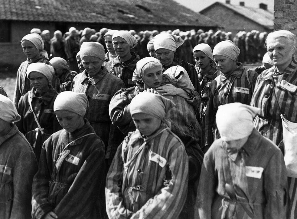 At least six million Jews are believed to have died in the Holocaust, mostly in camps - as depicted in this 1948 film