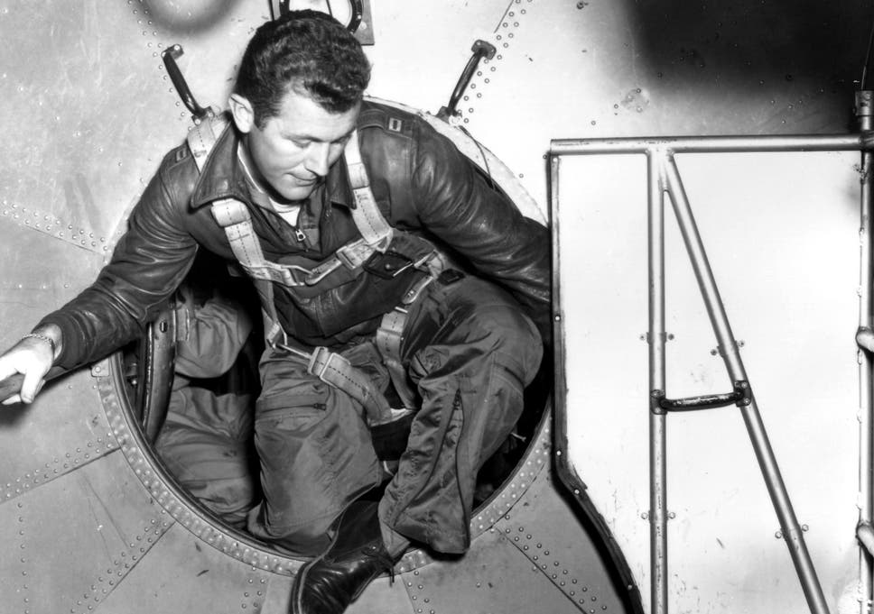 Chuck Yeager: the pilot's derring-do was packaged in 'effortless cool'