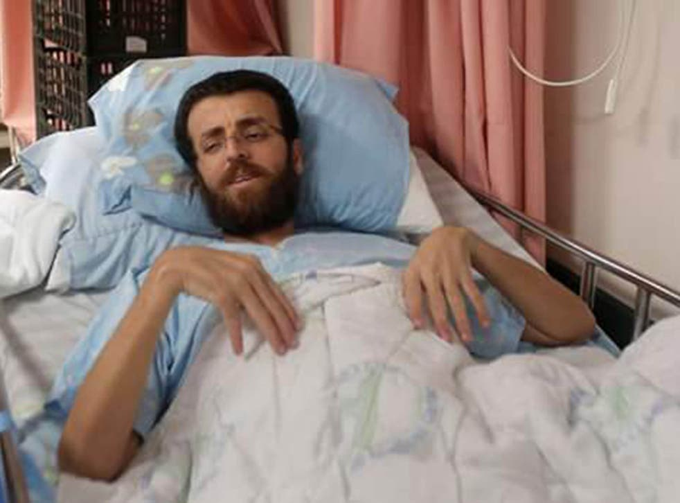 His supporters told Middle East Eye that he had been rushed straight to emergency rooms just hours after a compromise was reached