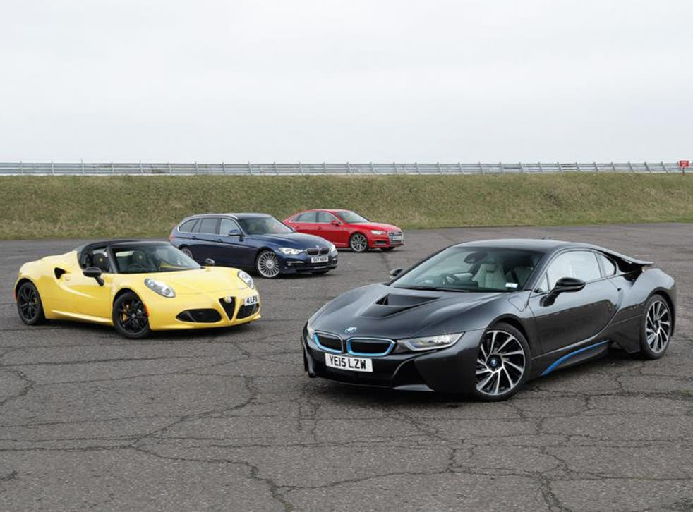 The net was cast wide to include petrol and diesel engines, estate and sports car styles, and a plug-in hybrid