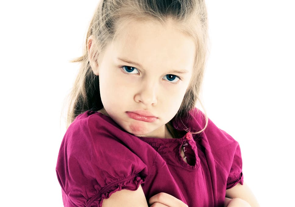 Image result for images of stubborn children