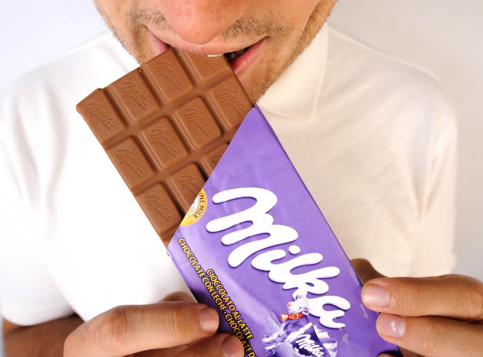 Chocolate is the most common thing Twitter users say they want to give up