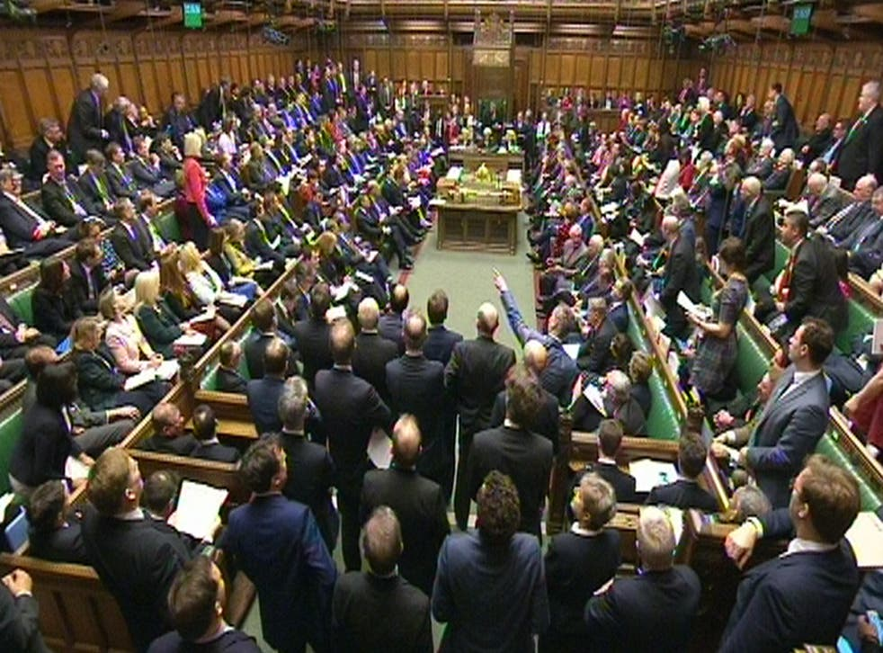The government will cut 50 MPs despite critism from a cross-party committee