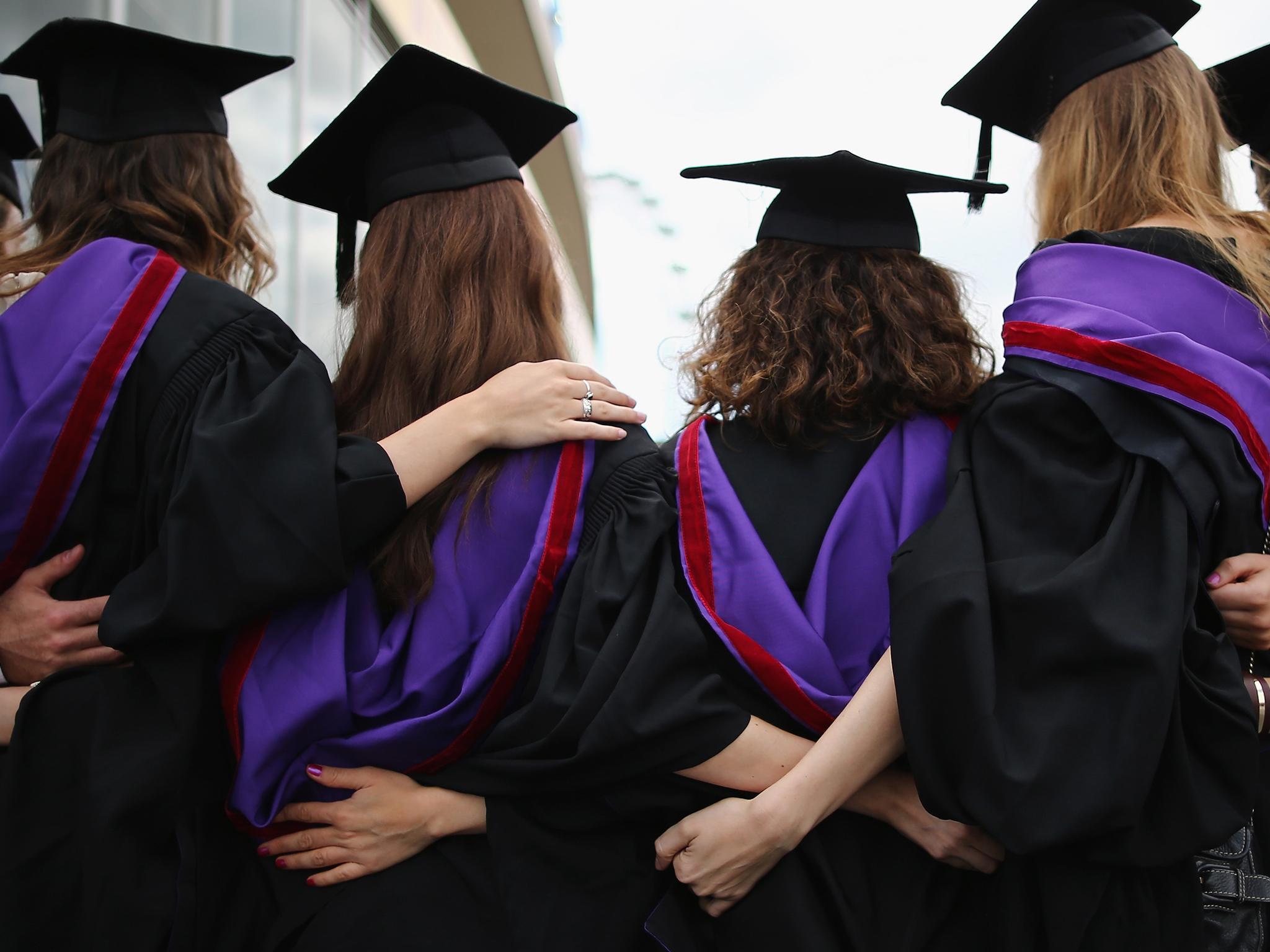 Degrees from non-elite universities worsen job prospects for privile…