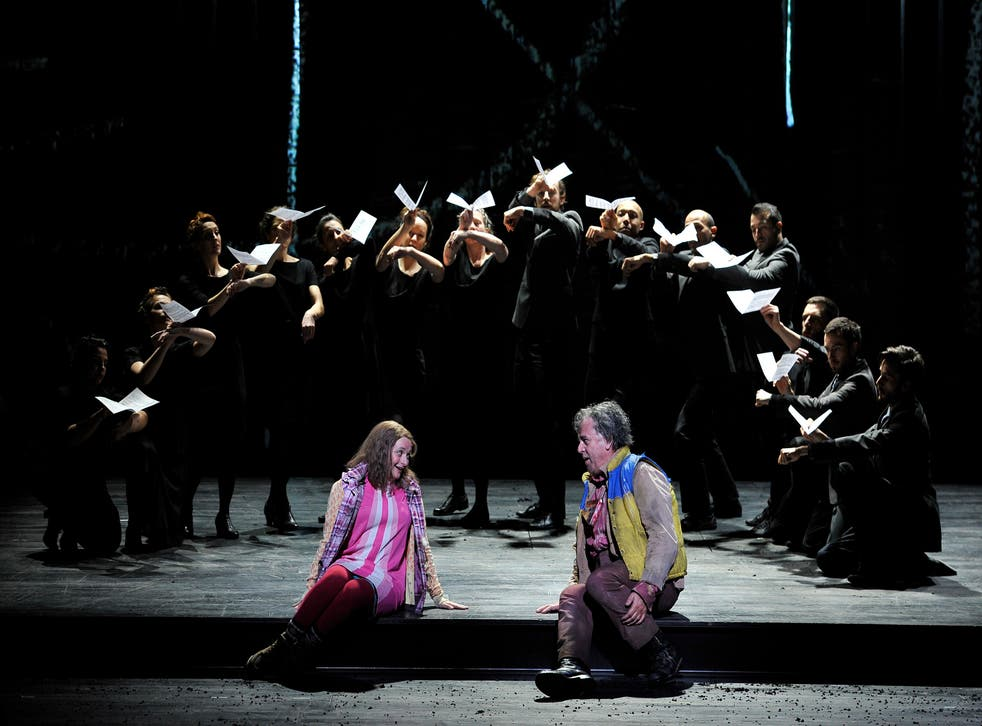 A chorus of disapproval: ENO's production of 'The Magic' Flute'