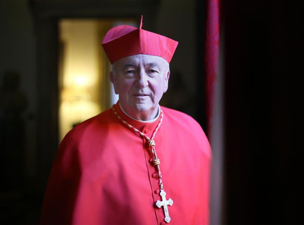 Cardenal Vincent Nichols