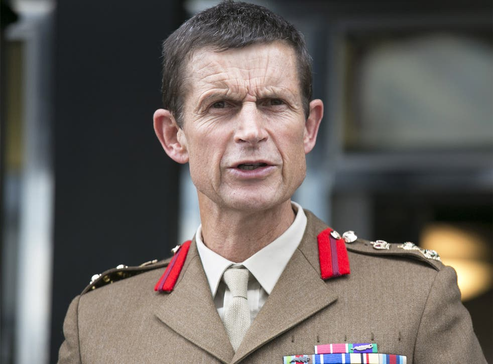 Brigadier Donnelly: 'The attitude and language in certain parts of the Army represented a misogynistic viewpoint, which is seen as of its time'