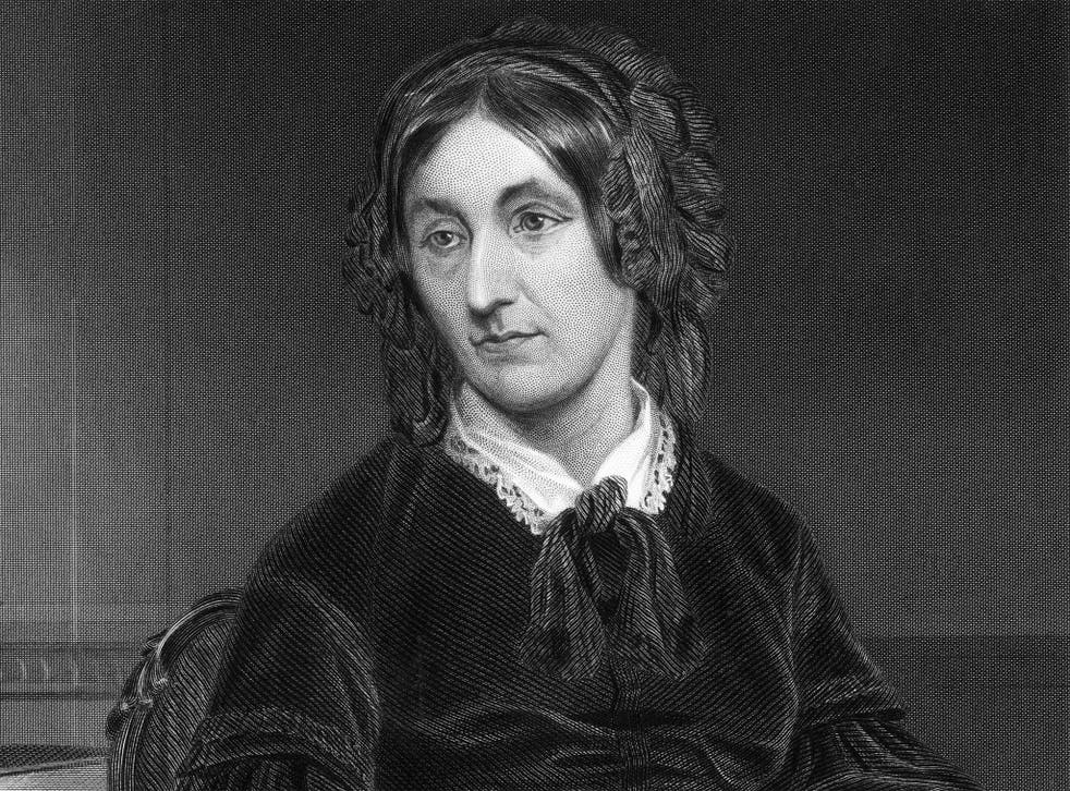 Scottish-born Mary Somerville, who experimented on the magnetic influence of violet rays of the solar spectrum