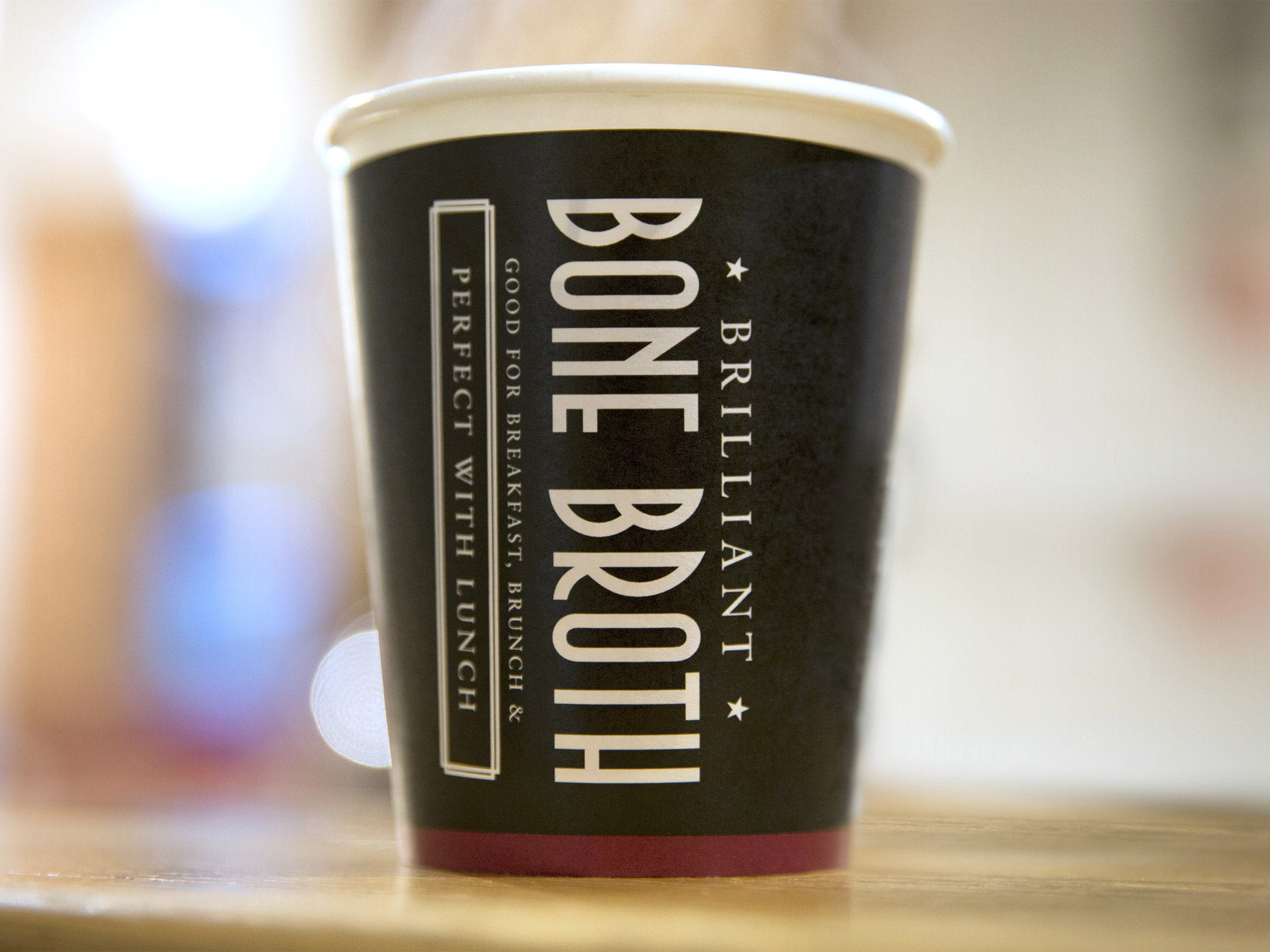 Bone broth is the latest foodie fad - but is it really just posh Bovril?