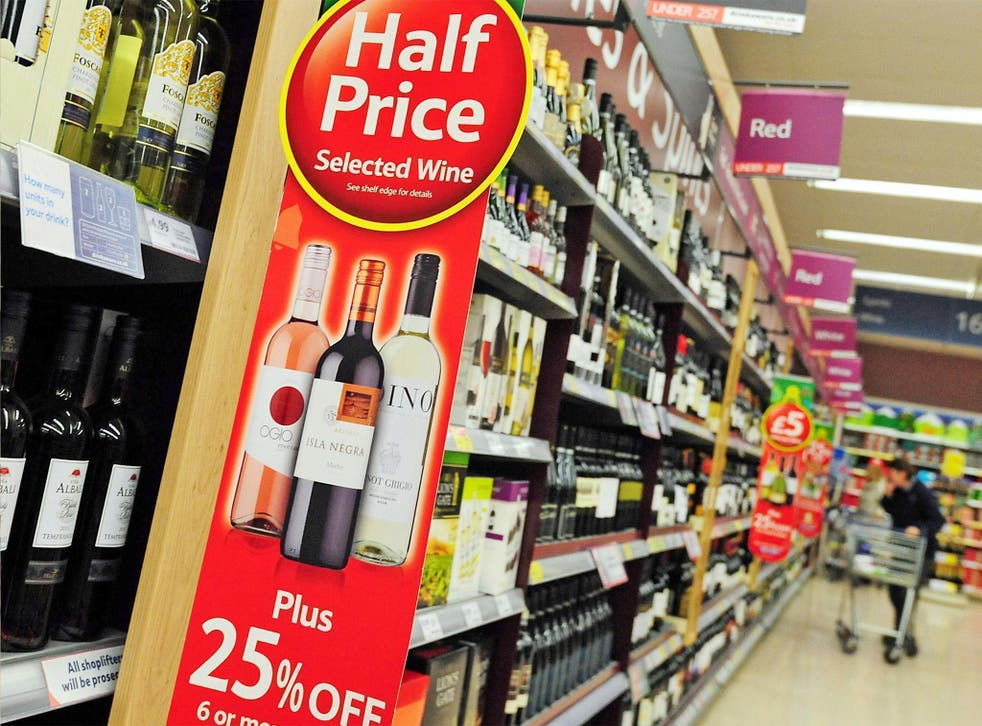Alcoholic drink prices pushed up overall inflation in July