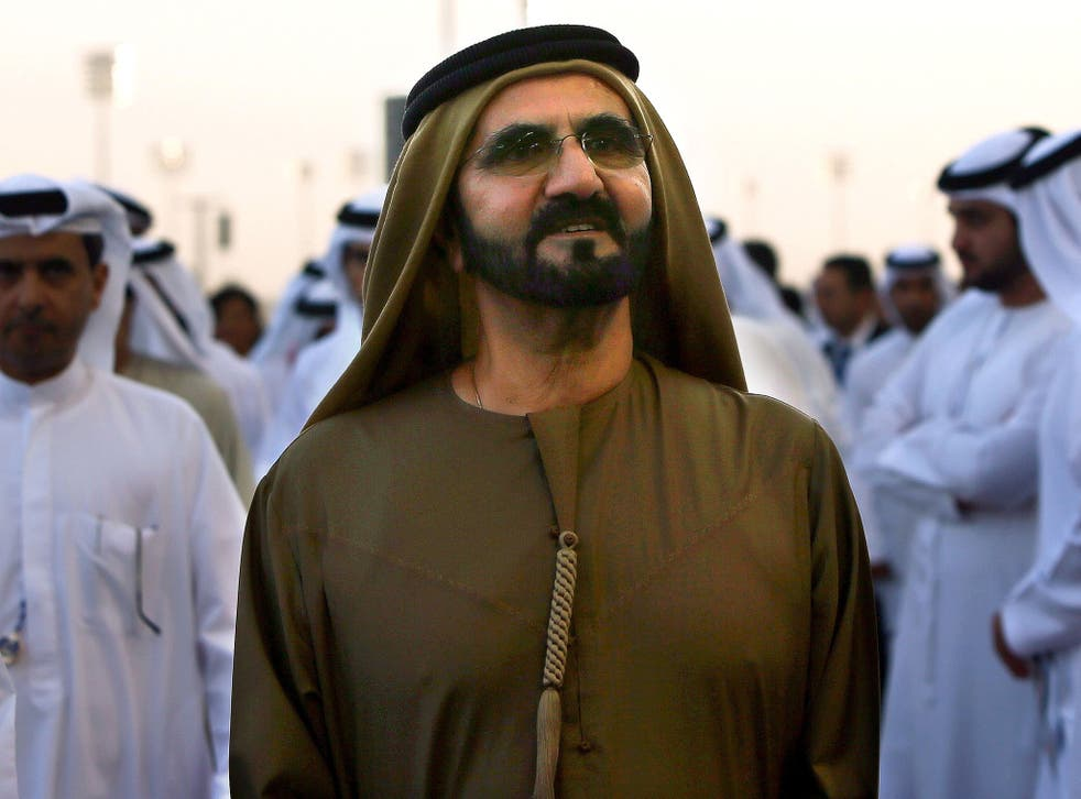 Sheikh Mohammed said his new Cabinet would focus on 'the future, youth, happiness, developing educating and combating climate change'