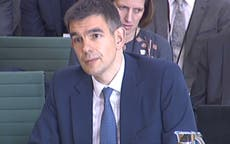 Google boss tells MPs he doesn't know how much he's paid