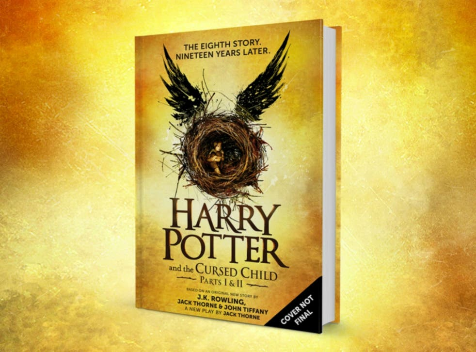 Harry Potter and the Cursed Child will be published by Little Brown UK on 31 July