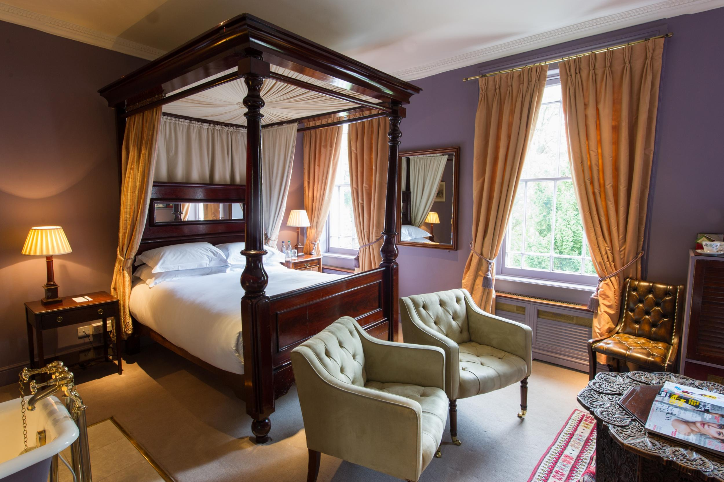 10 hotels for a romantic british break the independent. Black Bedroom Furniture Sets. Home Design Ideas