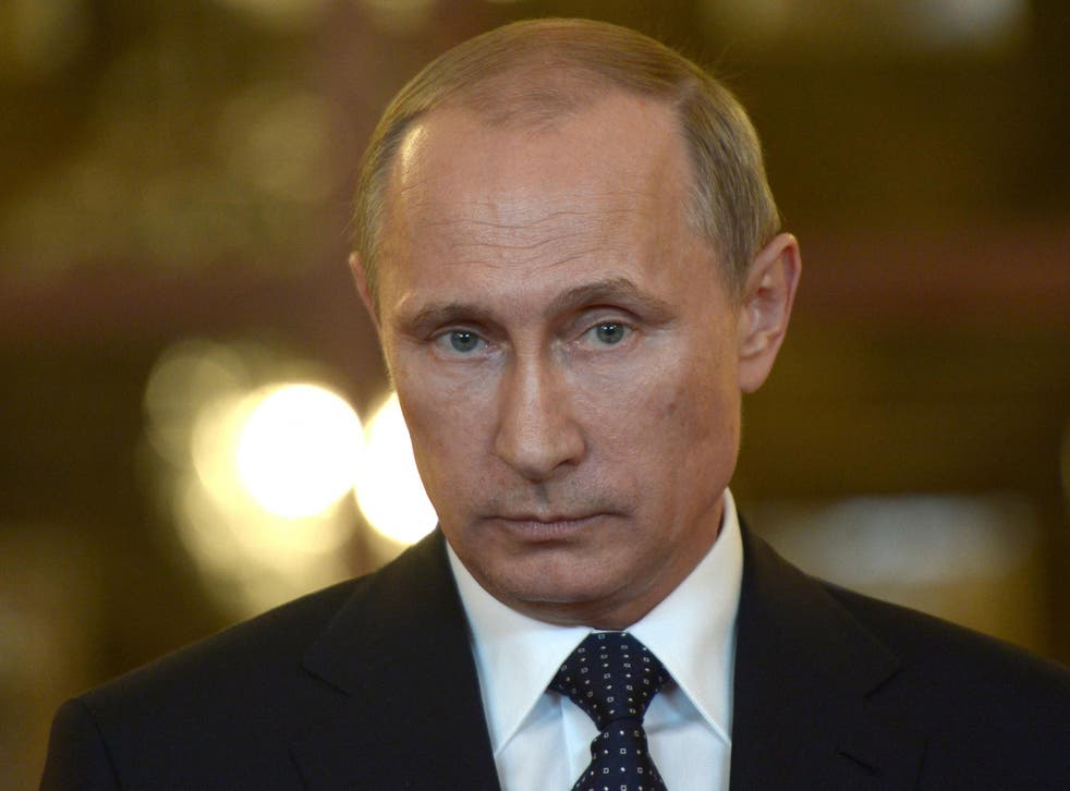 Mr Soros called Mr Putin a 'gifted tactician'