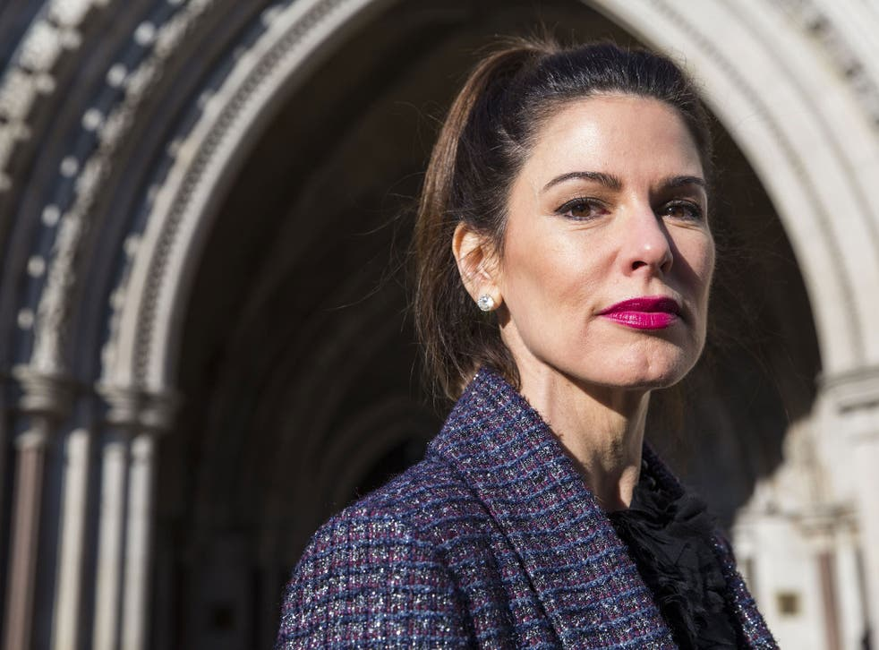 Christina Estrada Juffali, the ex-wife of Saudi billionaire Sheikh Walid Juffali, is demanding that his diplomatic immunity be lifted so that she can claim some of his £4 billion fortune