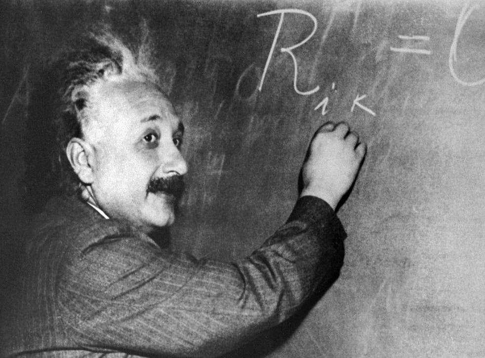 The general theory of relativity was first published by Albert Einstein in 1915