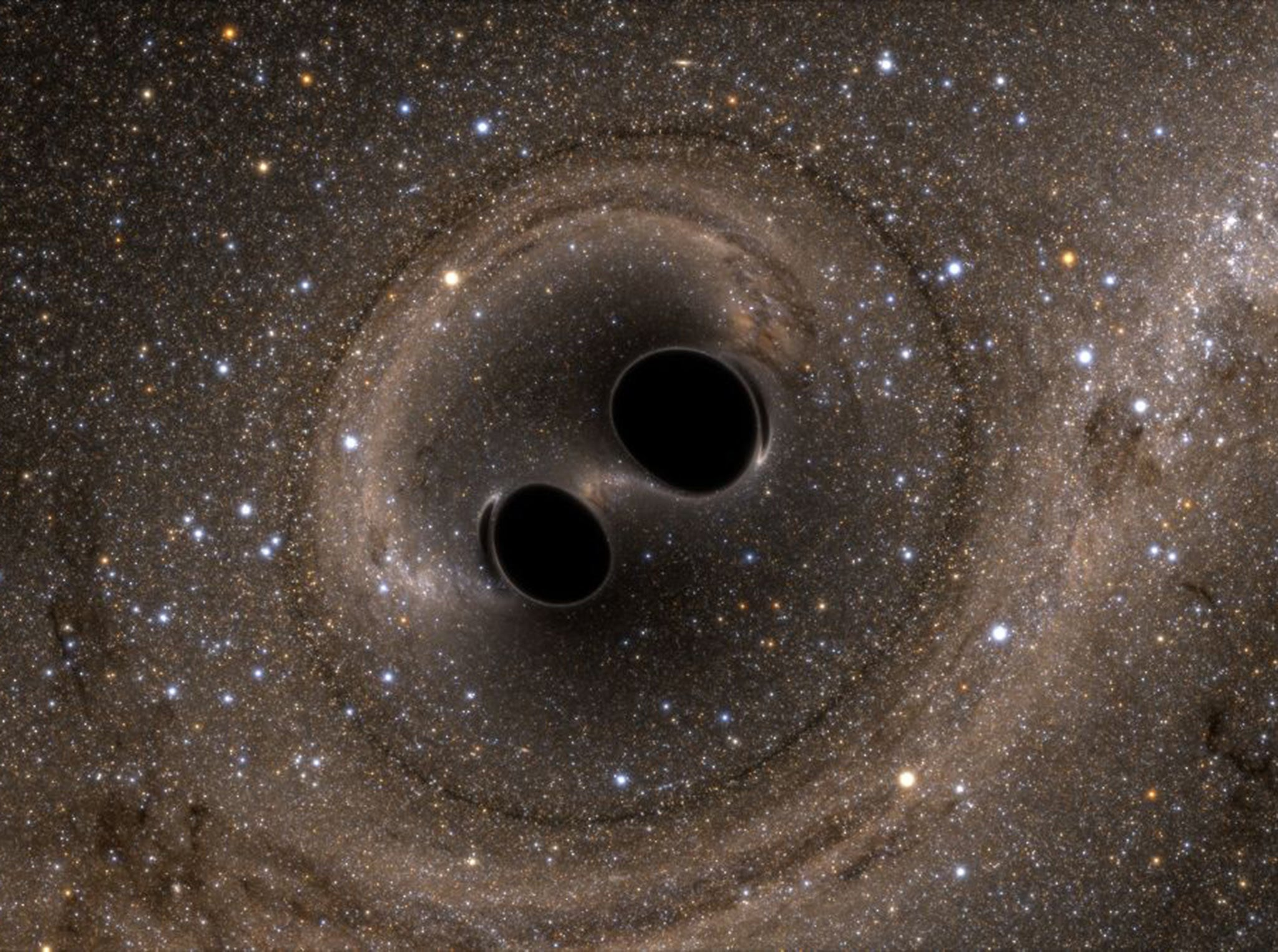 Gravitational waves announcement: Scientists hail 'spectacular' new detection of ripples in spacetime