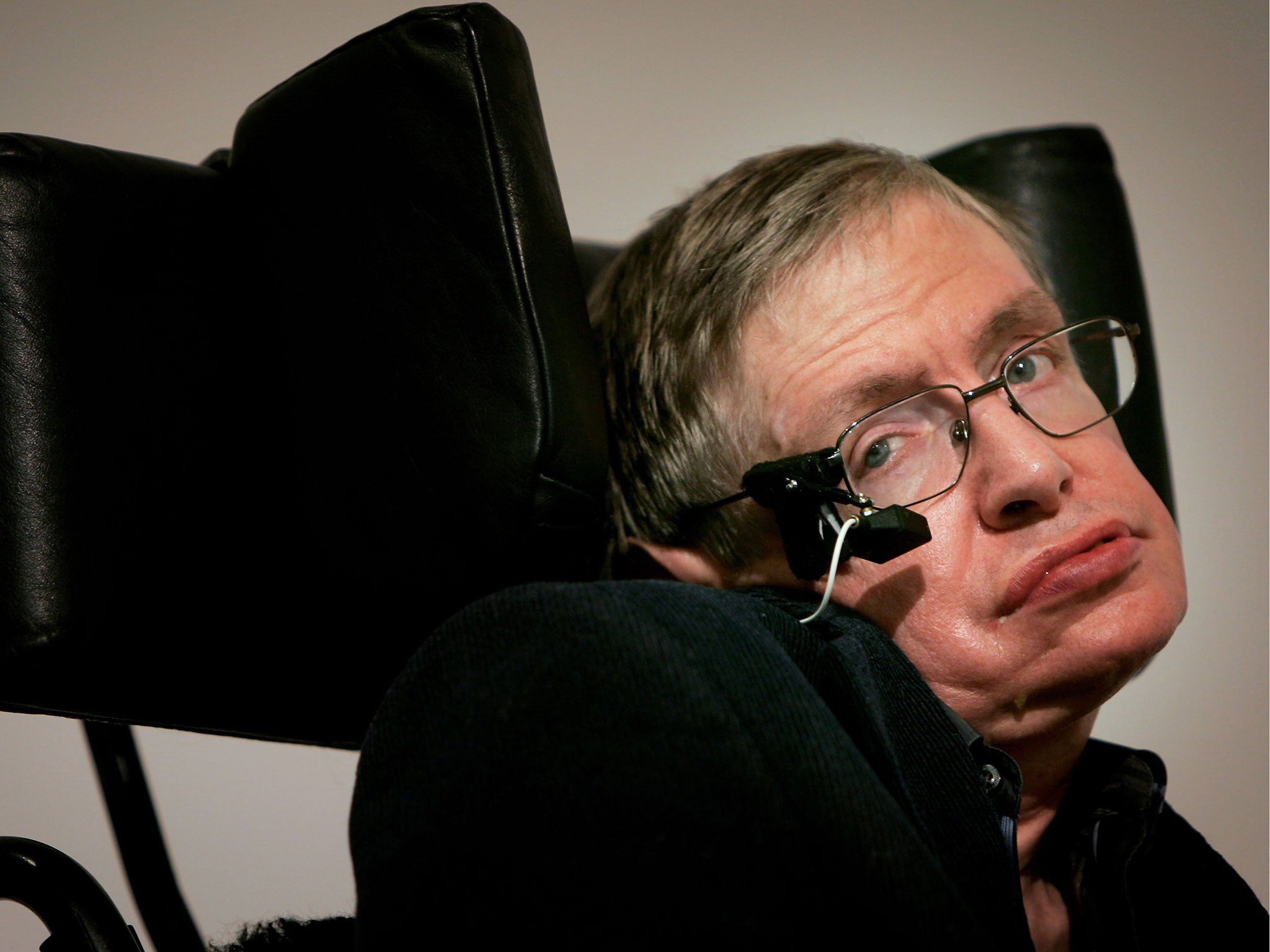 Stephen Hawking - highest IQ