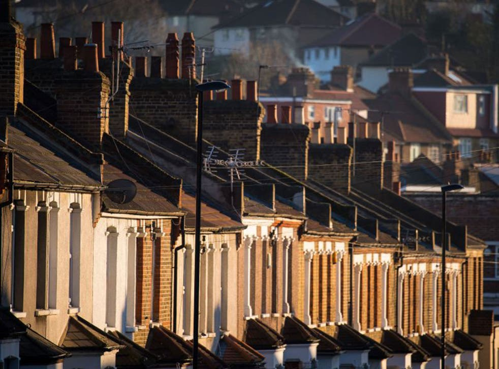 In 2015, UK tenants spent an average 22 per cent of their wages on the rent