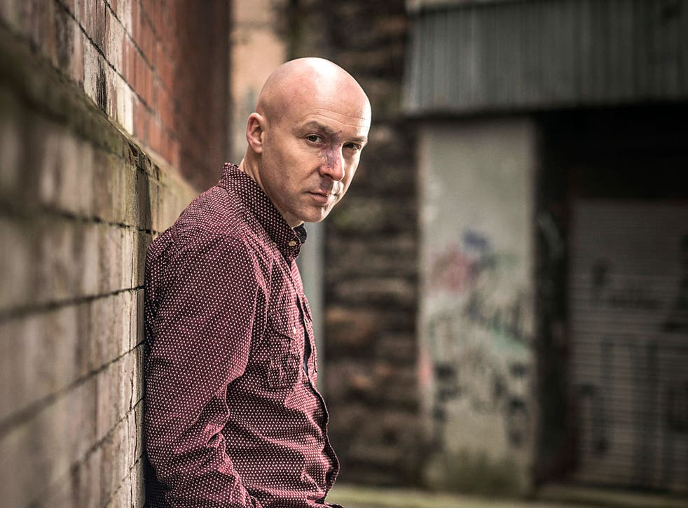Brookmyre says: 'You can't overvalue someone who actually has some information and truth to contribute, as opposed to an opinionated celebrity'