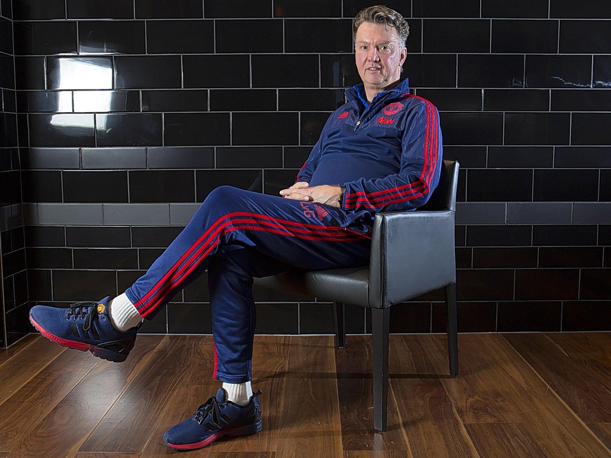 Louis Van Gaal Exclusive Interview: Manchester United
