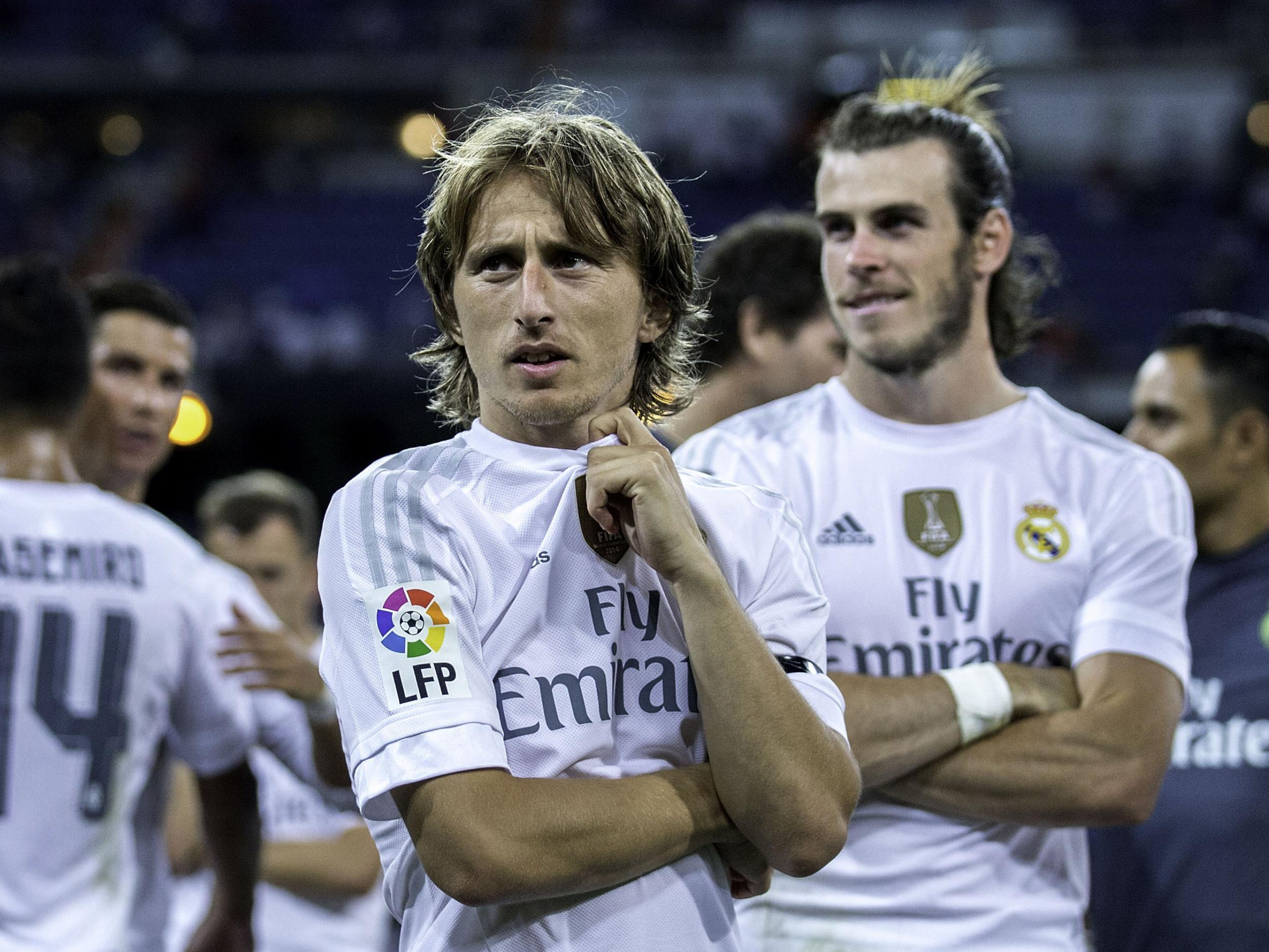 La Liga 2016/17: Gareth Bale names Luka Modric as the most hard-working  player in training