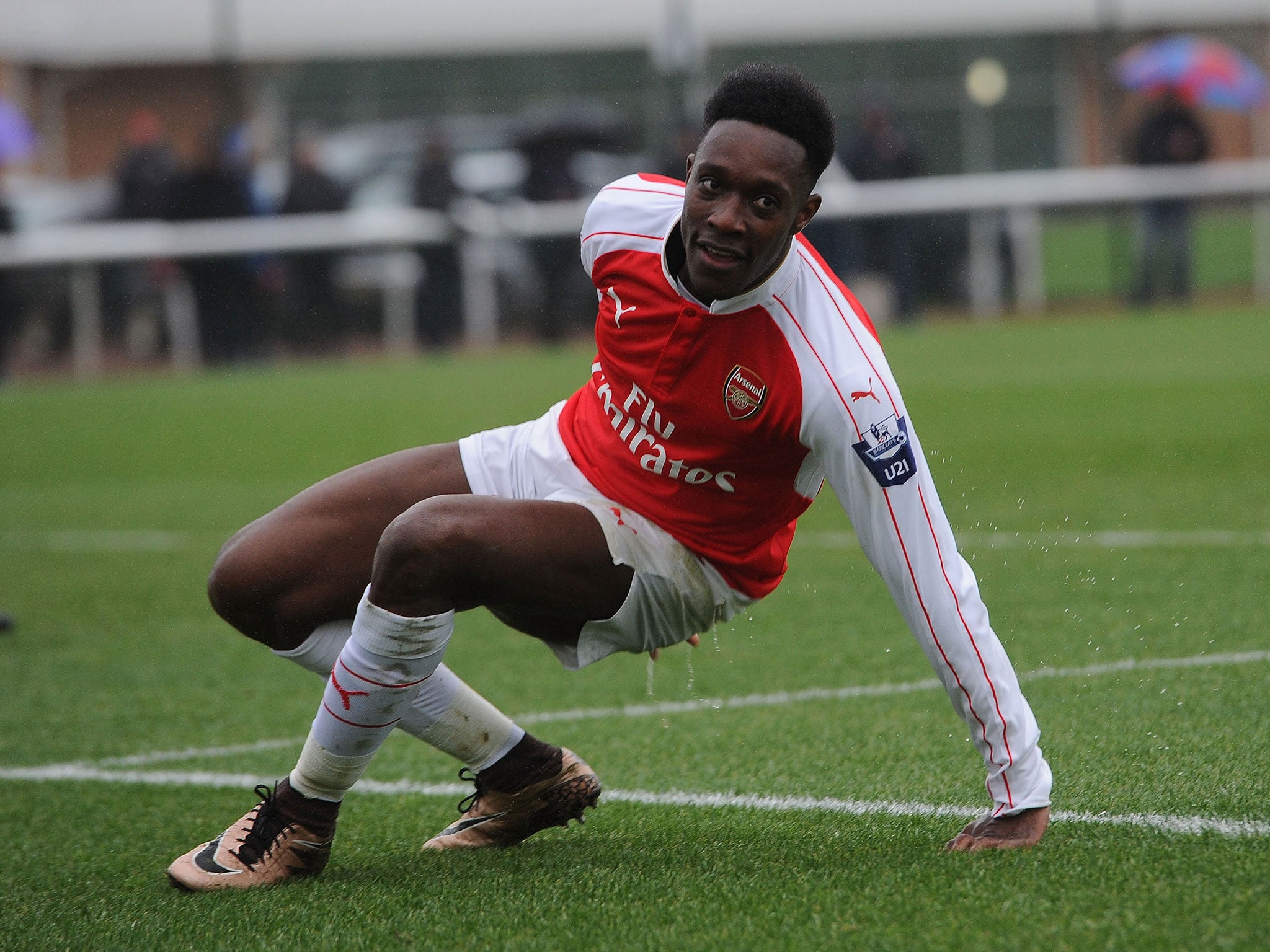 Arsenal injury news: Danny Welbeck will not return for ...