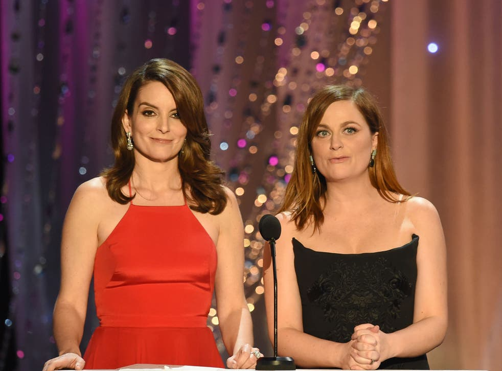 Tina Fey and Amy Poehler would make ideal hosts at the Oscars