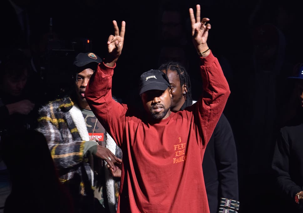 Kanye wests the life of pablo stream takes tidal to top of app kanye wests the life of pablo stream takes tidal to top of app store malvernweather Image collections