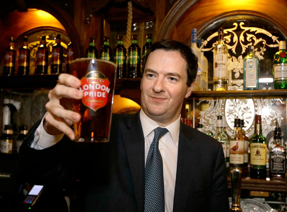 George Osborne says income from higher rate taxpayers has increased by £8bn since the top rate of tax was cut