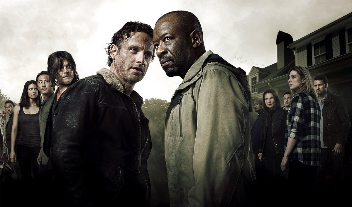 The Walking Dead, Season 6 Episode 9 'No Way Out' - Spoiler free