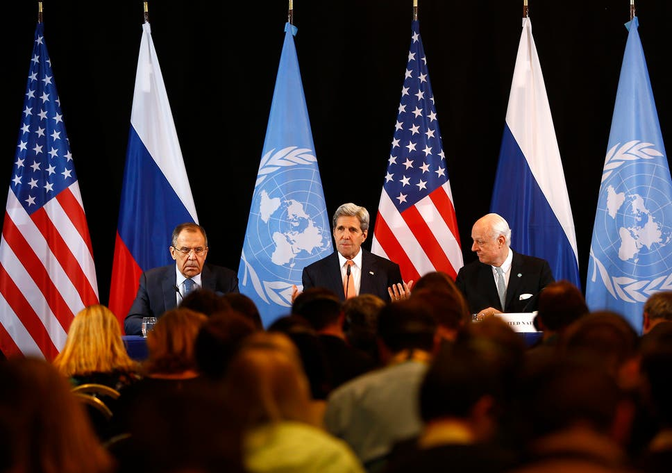 War In Syria This Agreement Between The Us And Russia Is A Vital
