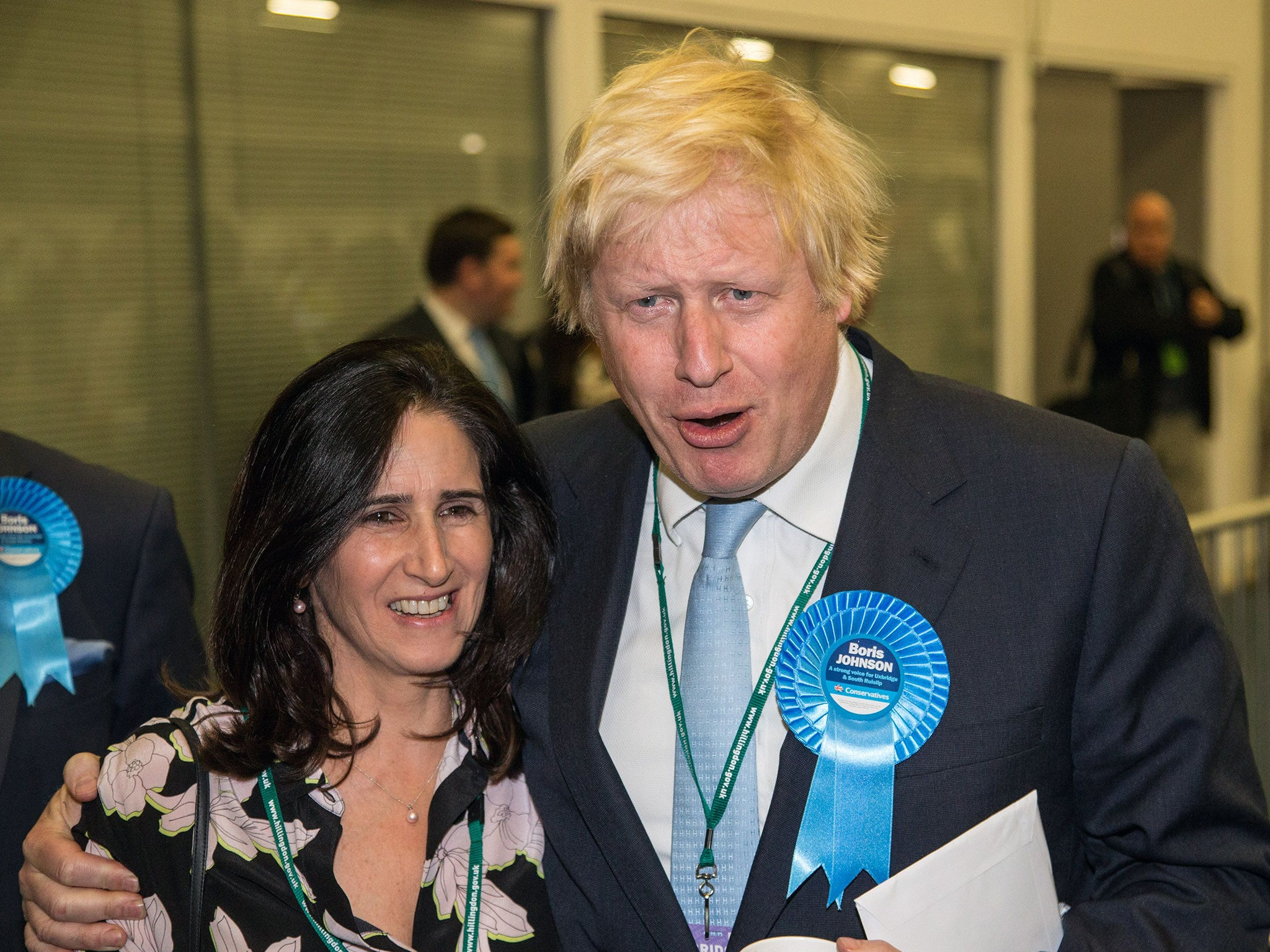 The personal life of Boris April 2