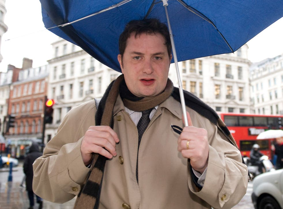 Dr. Adam Osborne, brother of Shadow Chancellor George Osborne, arrives at Liberty House for his grilling by the GMC in 2010