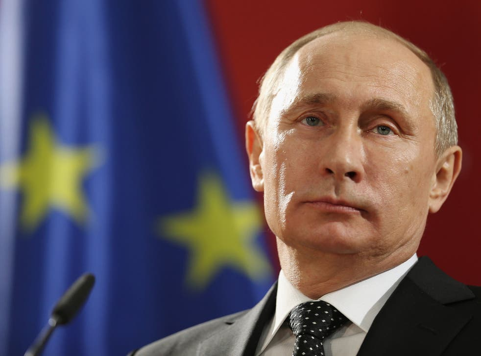 Foreign Secretary Philip Hammond said President Putin was the 'one man on the planet' who can end the Syrian civil war
